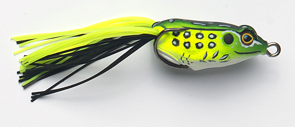 STARLO PRO Lures Frog R 40mm Colour Code DB005