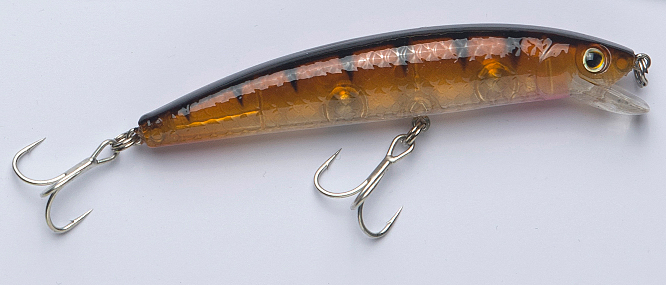 STARLO PRO Lures Little Rip R 110mm Colour Code CQ012