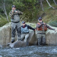 Introduction To Trout Fishing : 7-9 Nov 2014
