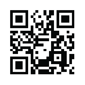 Simply scan this QR code to go to my how-to video on YouTube!