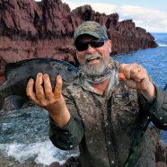 The Light-To-Light Walk: Hiking & Survival Fishing